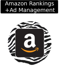 test 2cloudy zebra amazon rankings icon
